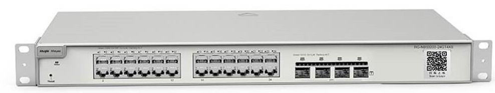 Thiết bị mạng HUB -SWITCH Ruijie RG-NBS3200-24GT4XS
